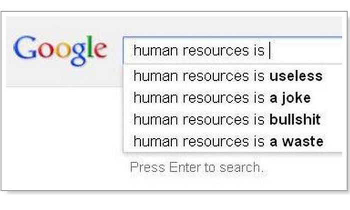 Human Resources what is a 10