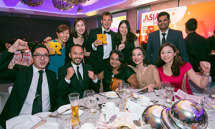 The search for Asia's best candidate experience