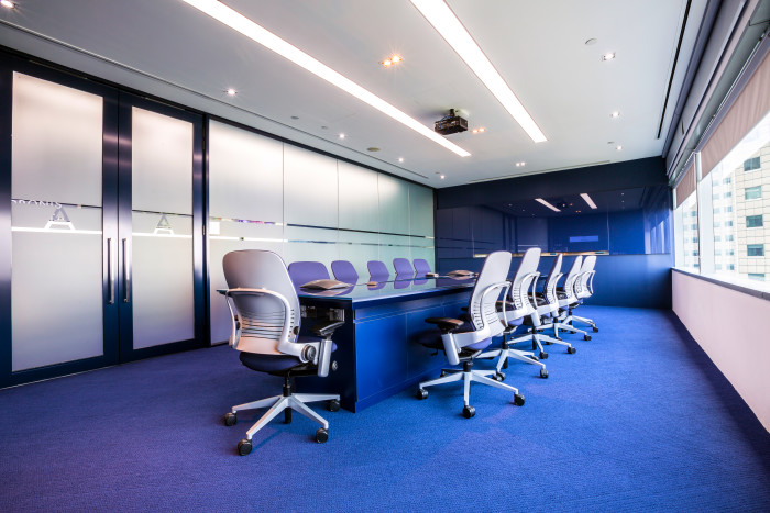 Acronis board room