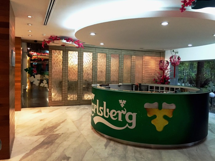 In photos: What the green hop leaf motif means to Carlsberg Malaysia