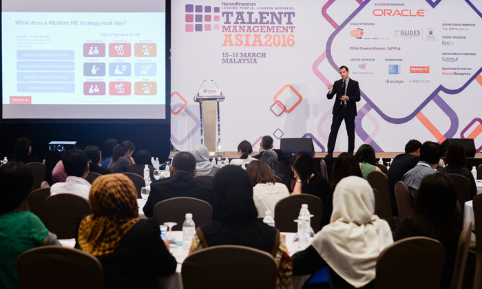 Photos and roundup: Talent Management Asia 2016, Malaysia