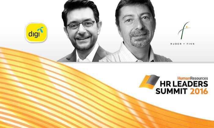 Digi and Ruder Finn join gathering of Asia's HR elite