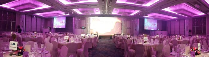 LIVE: Asia Recruitment Awards 2016, Singapore