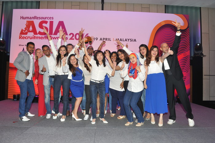 Winners and photos: Asia Recruitment Awards 2016, Malaysia