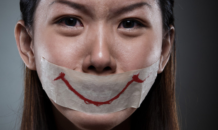 Hong Kong ranks last in smiling at the workplace