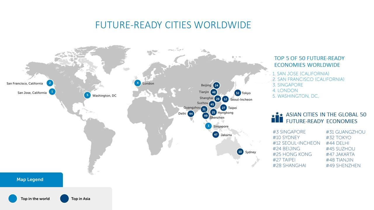 Future-Ready Cities Worldwide
