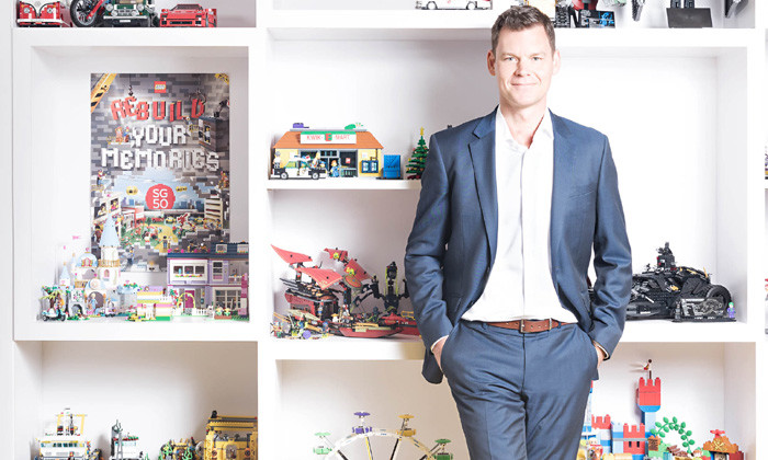 Q&A with Jesper Petersen, LEGO Group