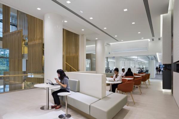 [Photos] Why P&G's Singapore Innovation Centre has no 'executive areas'