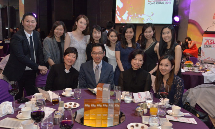 DBS and PageGroup among Hong Kong's top recruiters