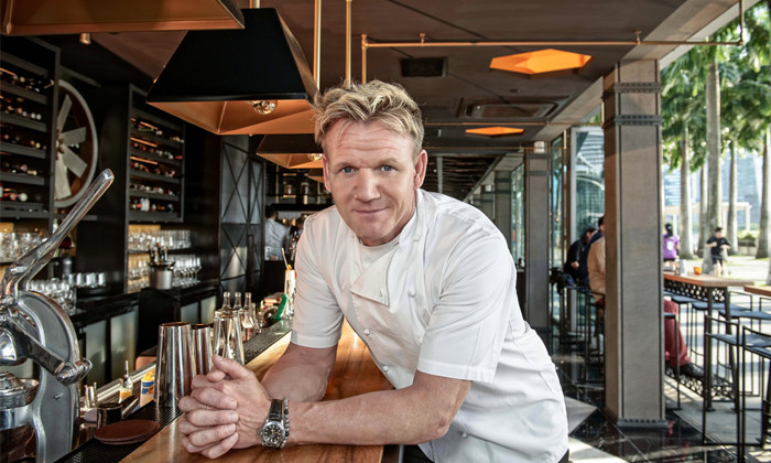 Celebrity chef Gordon Ramsay in Singapore: On grooming talent in the kitchen