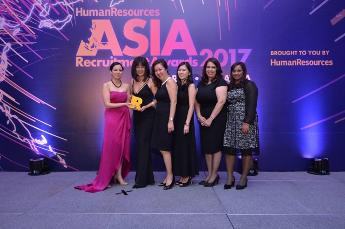 Winners and photos: Asia Recruitment Awards 2017, Malaysia