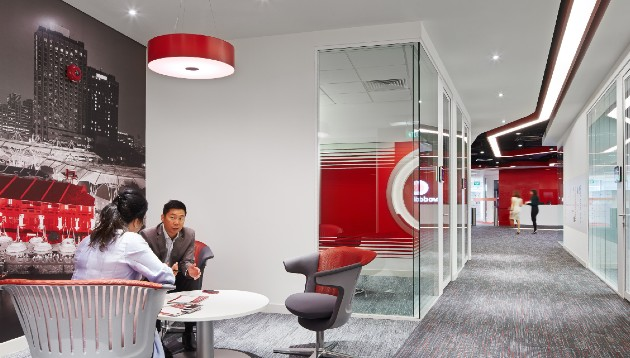Photos: Building a connected, inclusive and sustainable workspace at Vodafone